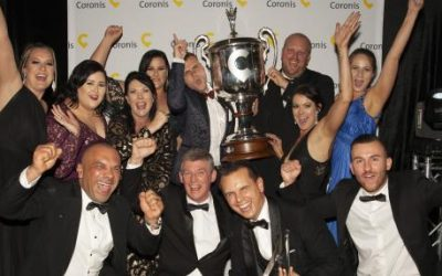 Coronis North Lakes named Team of the Year at 2019 Coronis Annual Awards