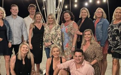 Coronis treats top performers to Whitsundays holiday